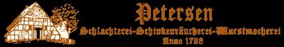 Petersen Schlachterei und Schinkenräucherei